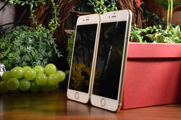 iPhone6sと6の比較9