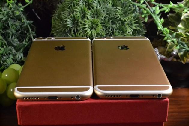 iPhone6sと6の比較4