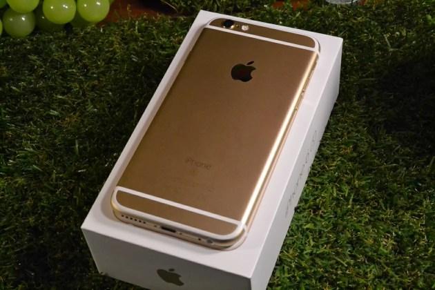 iPhone6sゴールドレビュー11