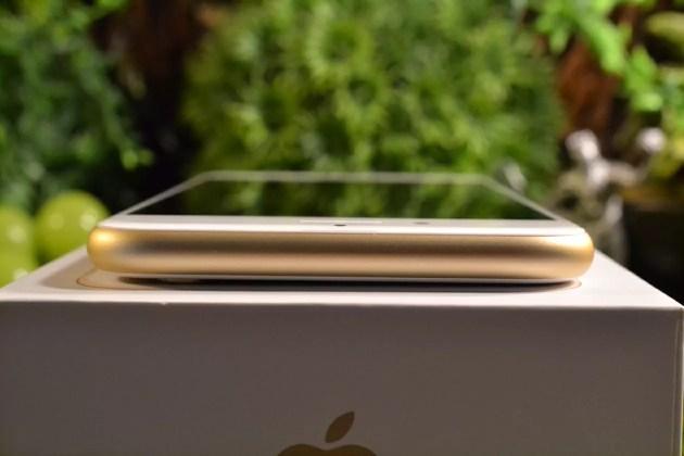 iPhone6sゴールドレビュー5
