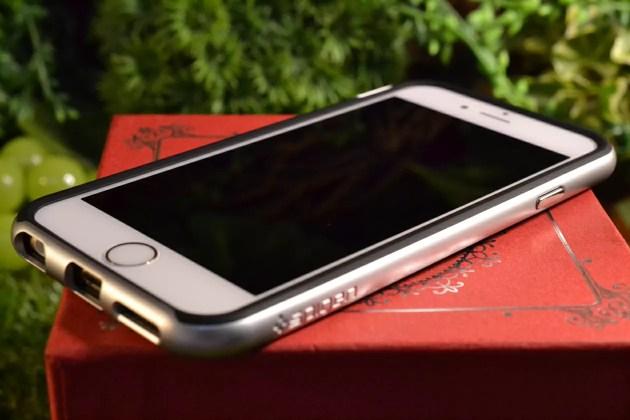 SpigenネオハイブリッドiPhone6sレビュー2