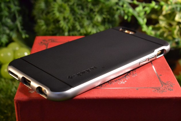 SpigenネオハイブリッドiPhone6sレビュー1