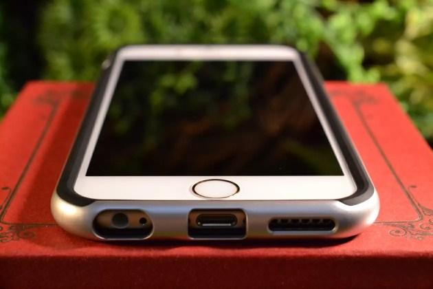 iPhone6sケースSpigenネオハイブリッドレビュー6