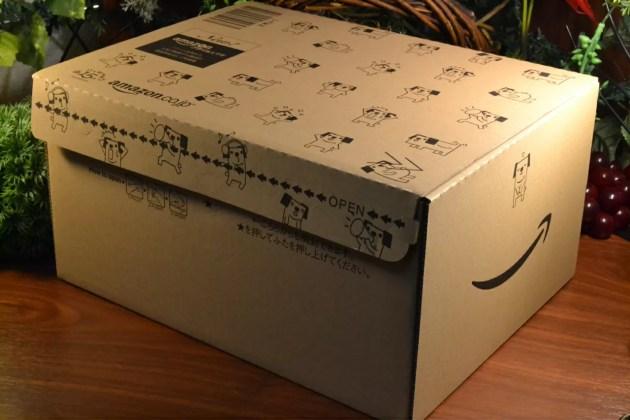 アマゾンポチボックス1