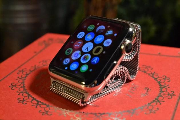 Apple Watch アプリは使えるものがない
