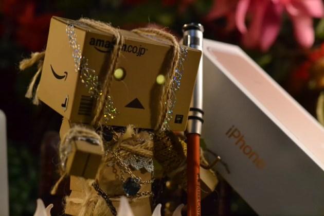 iPhone7開封の儀式