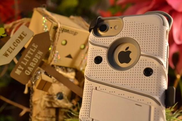 スノウデザインのiPhone7ケースレビュー