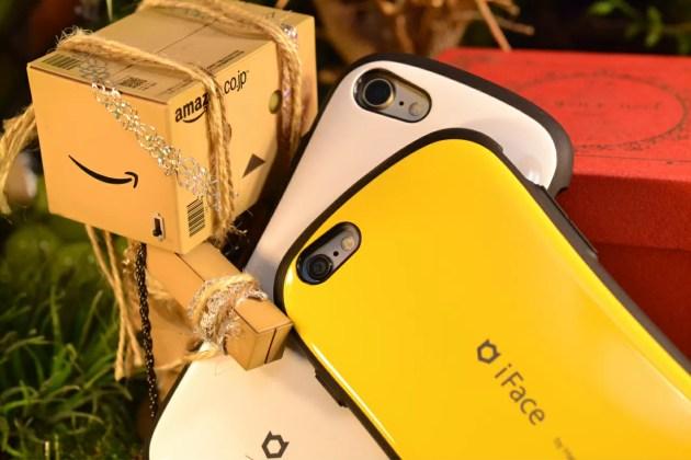 iPhone7用ケースiFaceレビュー