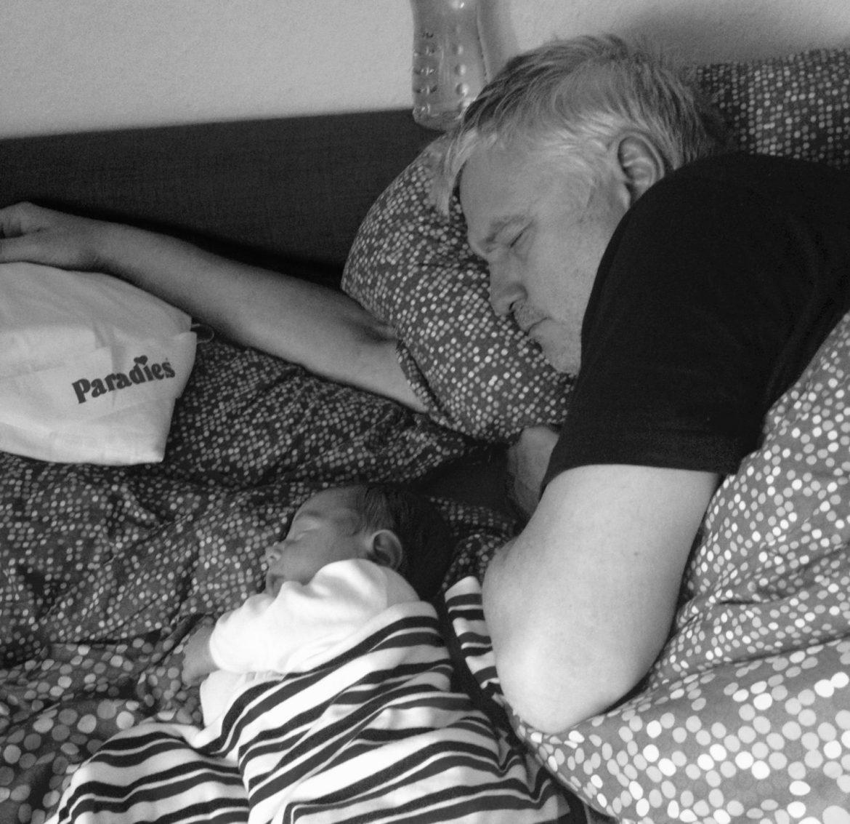 Wochenbett - auch für Papa