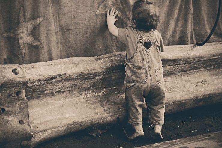 Einteiler für Kinder – schon 1920 in!