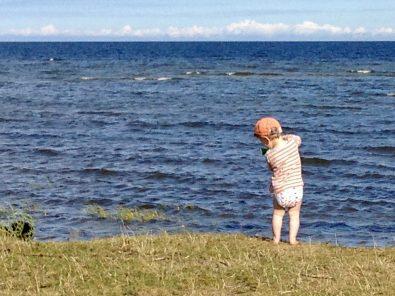 Reisen mit Kind nach Öland in Schweden