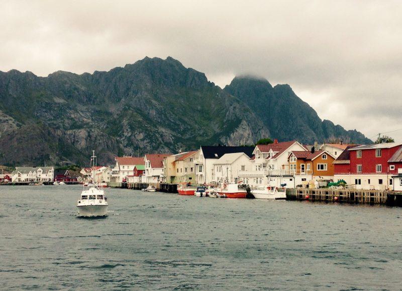 Reisen mit Kind nach Henningsvær