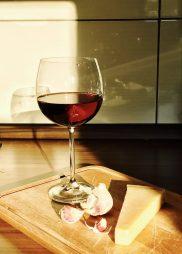 Montis Pasta: Zubereiten beim Wein
