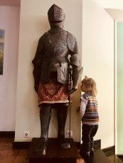 Risky Week 43 – Merlin und eine Ritterrüstung