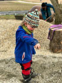 Risky Week 11 – Merlin im Naturkindergarten