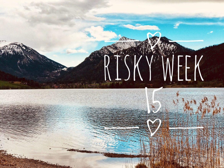 Risky Week 15 – der Schliersee mit Bergen