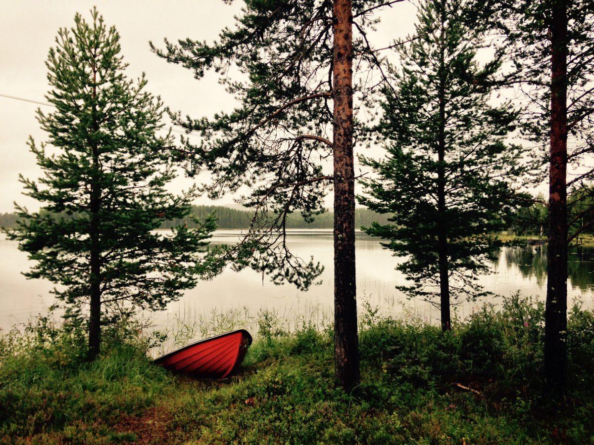 Schweden-Lappland