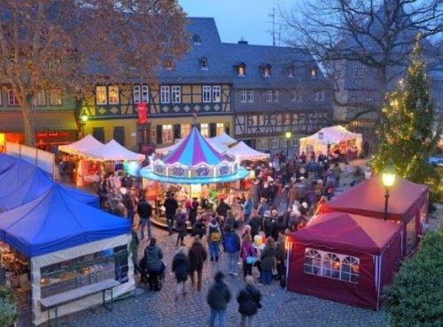 ヘキスト Höchst クリスマスマーケット