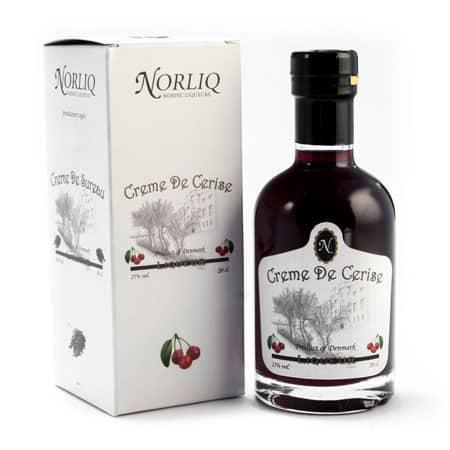 Norliq Kirsebær i gaveæske