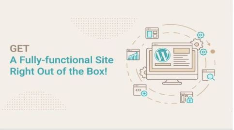 SiteGround Website Hosting Video, building your website