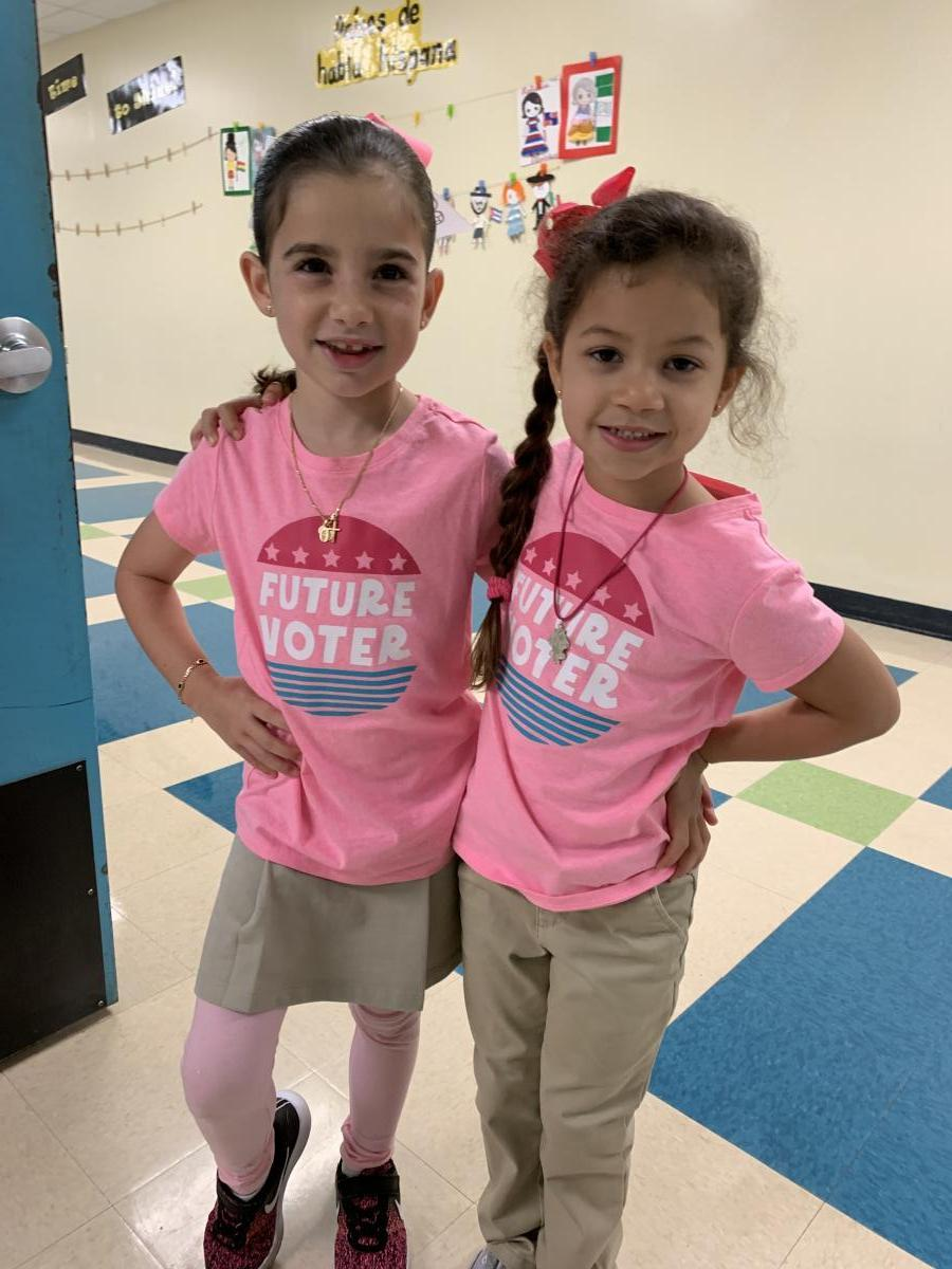 United Way Pink T-Shirt Day