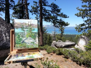 Heavenly Plein Air