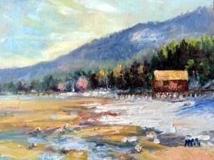Regan boathouse