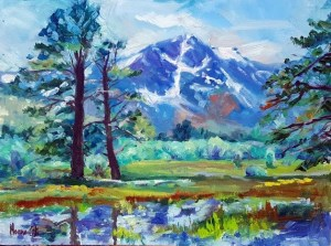 Tallac painting
