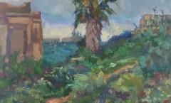 Through the Palm