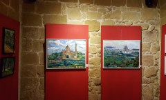 "Let's take a tour through the ""Stance"" Exhibition at Il-Ħaġar Museum installment 3"