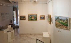 "Let's take a tour through the ""Stance"" Exhibition at Il-Ħaġar Museum installment 2"