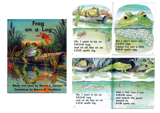 Frog Pages