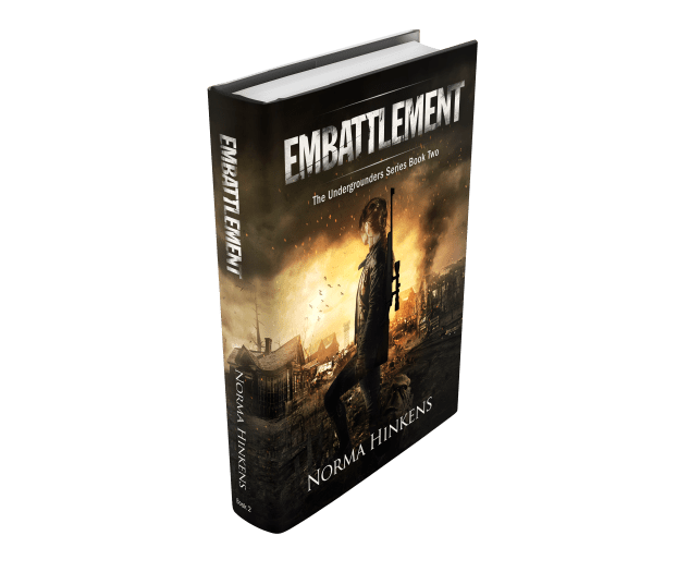 Two Signed Copies of Embattlement Up For Grabs! #BookGiveaway