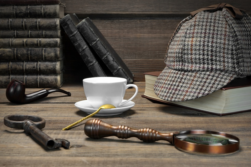 4 Awesome YA Novels Inspired by Sherlock Holmes