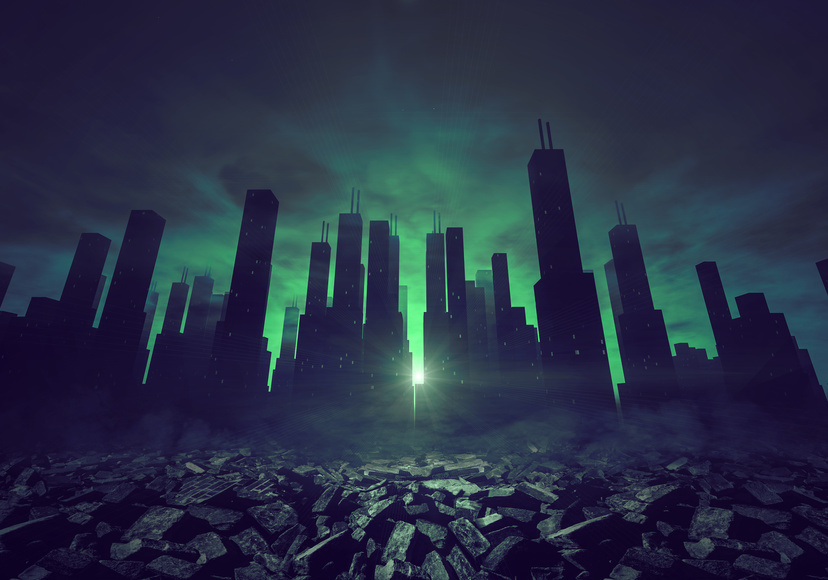 5 Signs You're in a Dystopian Novel