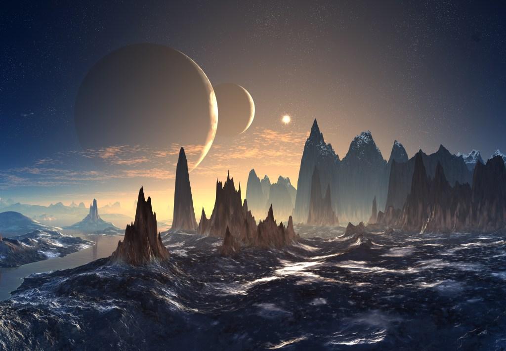 5 New November YA Sci-Fi and Fantasy Books
