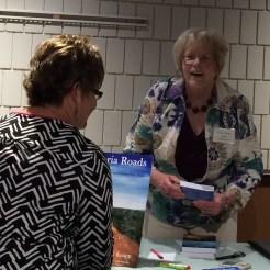 Norma Knapp Appleton, MN, library presentation