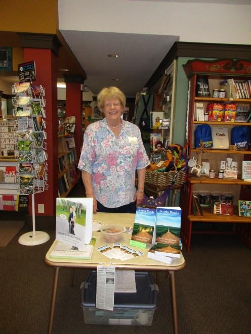 Book signing at Beagle and Wolf