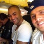 vliegtuig naar Marokko