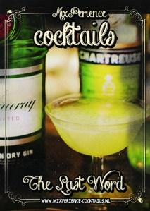 Vrijdagmiddag Cocktailborrel: de Last Word