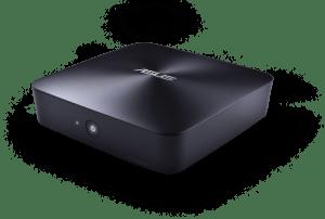 ASUS VivoMini, krachtige & compacte PC voor de huiskamer