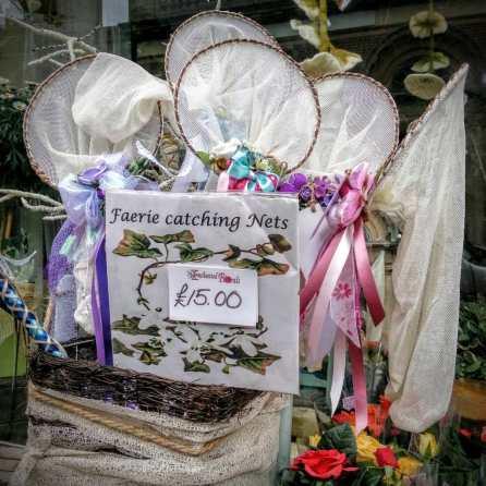 We sell practical things in Glastonbury too