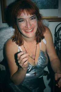 Glastonbury GIGL Alien Party Angel