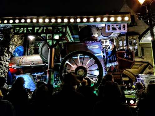 2017 Carnival Steam punk 2