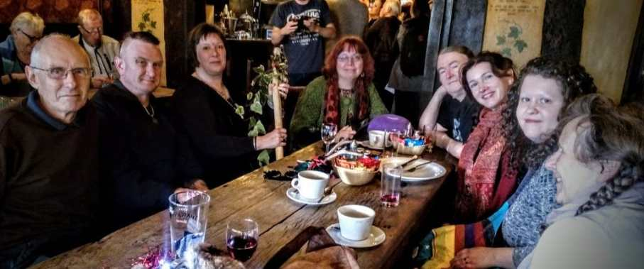 Glastonbury's Wrenboys and Wrengirls
