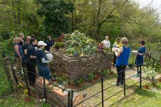 The Well Dressing Ceremony