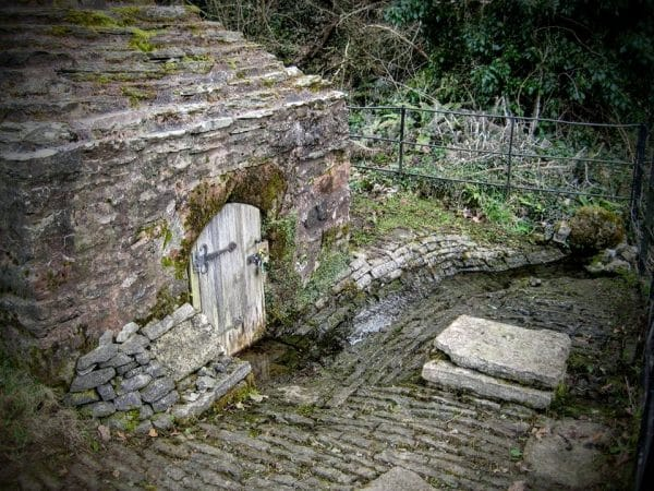 St Agnes Well Cothelstone