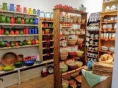Steve and Jan's Shop in Glastonbury Town's Gauntlet Arcade