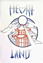 Heart Land Tattoo Temple's Logo