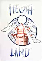 Heart Land Tattoo Temple's Logo